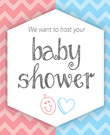 We want to host your Baby Shower!